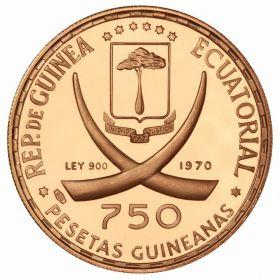 Юбилейная монета Экваториальной Гвинеи