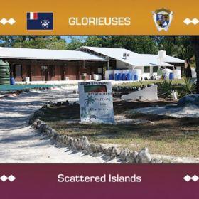 Открытки островов Эпарсе