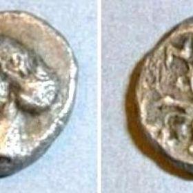 Монета Нимфея