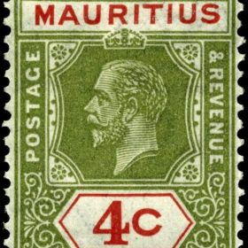 Марки Маврикия