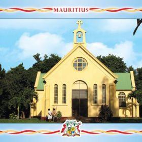 Открытки Маврикия
