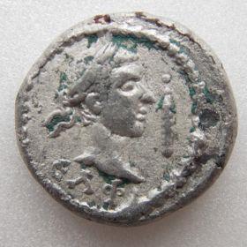 Статер царя Ининфимея