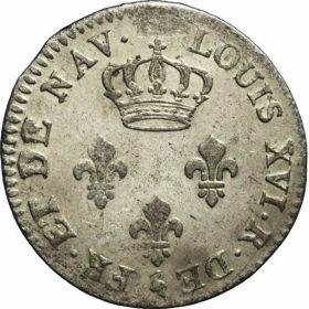 Монеты острова Бурбон