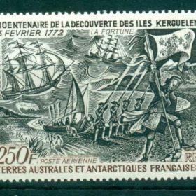Маркий Французских Южных и Антарктических Территорий