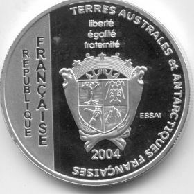 Монеты TAAF
