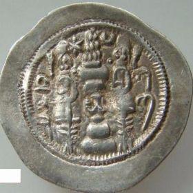 Монеты Сасанидов