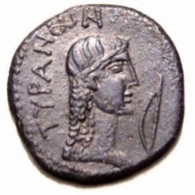 """Монета с надписью """"священный сенат"""""""