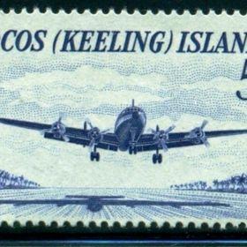 Марки Кокосовых Островов