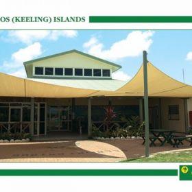 Почтовые открытки Кокосовых Островов
