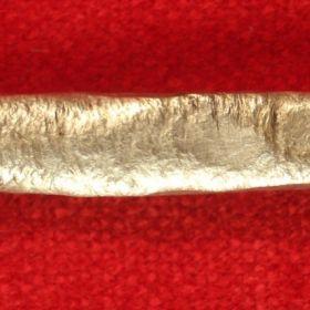 Золотая гривна-палочка