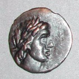 Анонимные монеты Ольвии