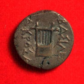 Монеты царя Акросы