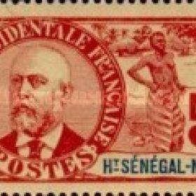 Марки Верхнего Сенегала и Нигера