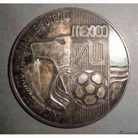 Памятная медаль Первенства мира по футболу