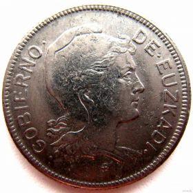 Монета Басконии