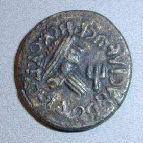 Боспорский статер 265 г. н.э. с буквой I