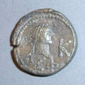 Боспорский статер 267 г. н.э.