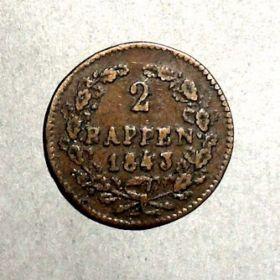 Монета кантона Швиц