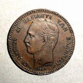 Монета Греции