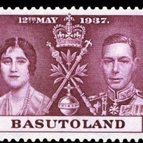 Почтовые марки Басутоленда