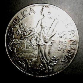 Монета Панамы
