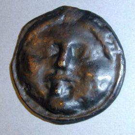 Ольвийский асс. 400-380 гг. до н.э.