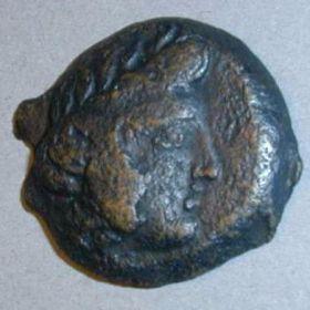 Дихалк Ольвии. 380-360 гг. до н.э.
