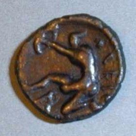 Ольвийский халк 360-350 гг. до н.э.