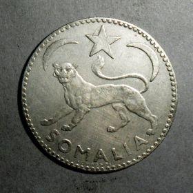 Монета Сомали