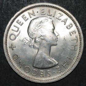 Южная Родезия. 1 крона (5 шиллингов) 1953