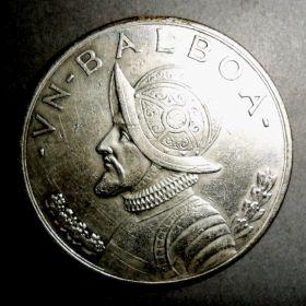 Панама. 1 бальбоа 1931