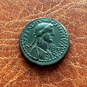 Боспор. Митридат III. Ассарий. 250 $