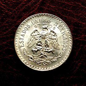 Мексика. Песо 1943 г. 40 $