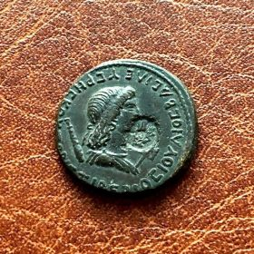 Рескупорид II. Сестерций. 300 $