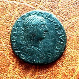 Рескупорид III. Денарий. 330