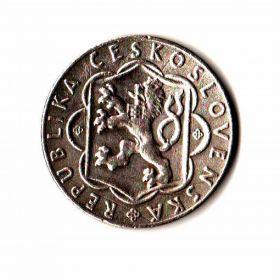 Чехословакия. 10 крон, 1954 г.