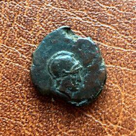 Ольвия. Халк. 210-200 гг. до н.э.