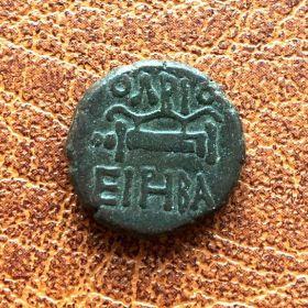 Ольвия. Дихалк. 160-150 гг. до н.э.