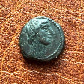 Ольвия. Халк. 90-80 гг. до н.э.