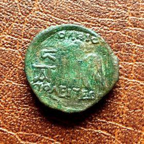 Ольвия. Ассарий. 51-52 гг. н.э.