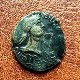 Ольвия. Тетрассарий архонта Писистрата. 81-82 гг. н.э.