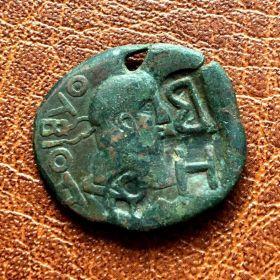 Ольвия. Тетрассарий архонта Адоя, сына Дельфа. 98 г. н.э.