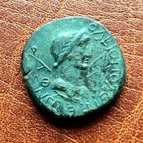 Ольвия. Тетрассарий архонта Анаксимена. 110-130 гг. н.э.