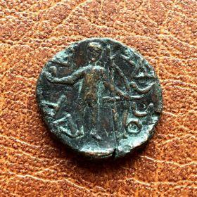 Ольвия. Дупондий архонта Дада, сына Сатира. 180-192 гг. н.э.