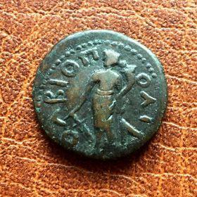 Ольвия. Тетрассарий архонта КА... 196-197 гг. н.э.