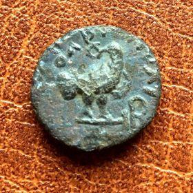Ольвия. Дупондий архонта КА... 196-197 гг. н.э.