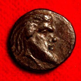 Пантикапей. Гемидрахма. 379-369 гг. до н.э.