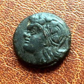 Пантикапей. Тетрахалк. 294-284 гг. до н.э.