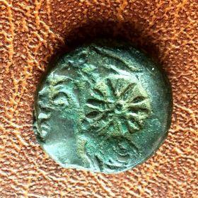 Пантикапей. Халк. 284-275 гг. до н.э.