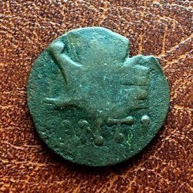 Пантикапей. Обол. 210-200 гг. до н.э.